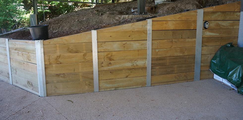 Lorne Concreting | Retaining Walls